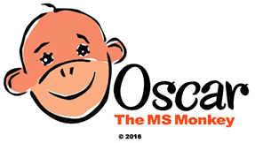 Oscar the MS Monkey